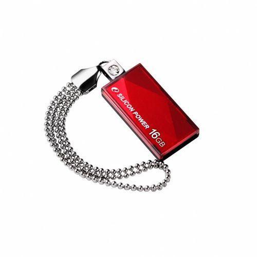 TOUCH 810 16GB USB 2.0 SWAROVSKI/red/wodoszczelny - oferta (057ed246f32fc2f6)