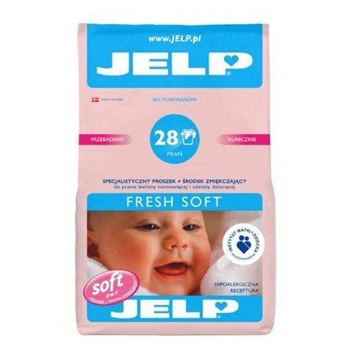 JELP 2,24kg Fresh Soft Hipoalergiczny proszek do prania dla dzieci (28 prań) (proszek do prania ubrań)