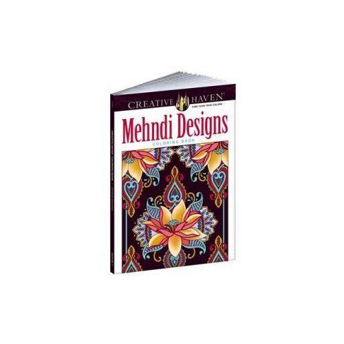 Creative Haven Mehndi Designs Collection Coloring Book (9780486803531)