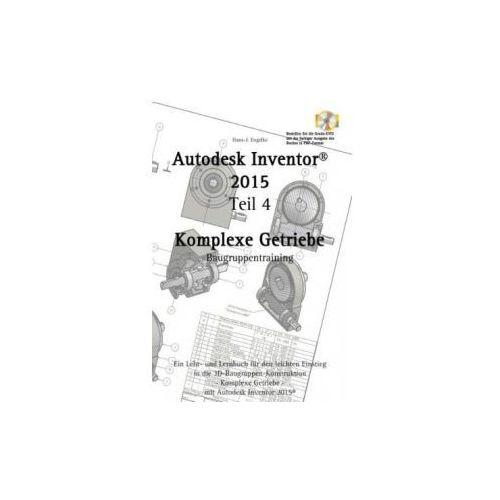 Autodesk Inventor 2015 Teil 4 (9783738600483)