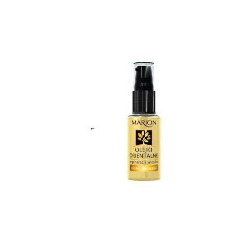 Marion Olejki Orientalne (W) regenerujący olejek do włosów 30ml - produkt dostępny w Perfumesco.pl