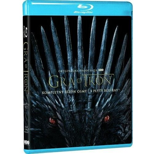 GRA O TRON, SEZON 8 (3 BD) (Płyta BluRay)