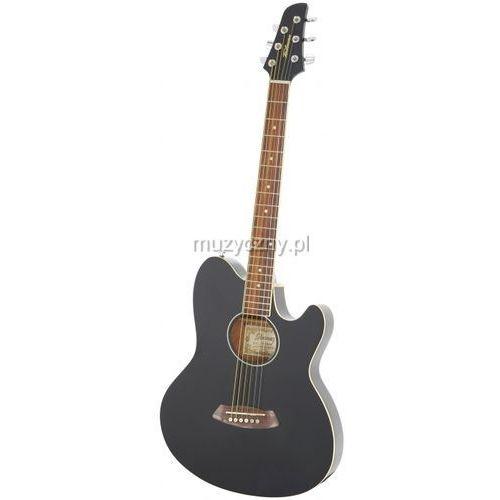 Ibanez tcy 10 e bk talman gitara elektroakustyczna