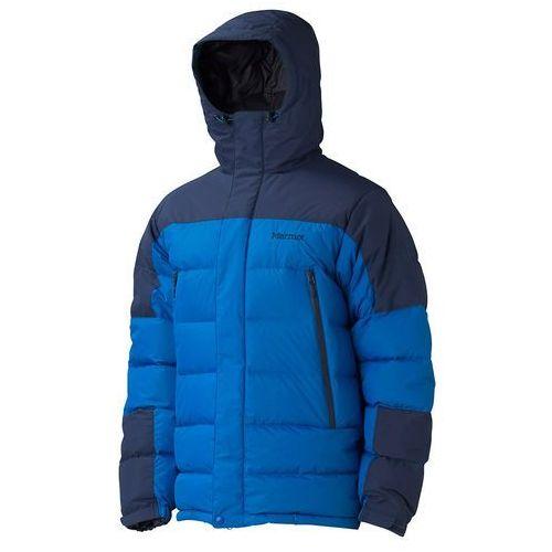Mountain Down Jacket, kurtka puchowa z fartuchem przeciwśnieżnym, Marmot z OutdoorPro.pl