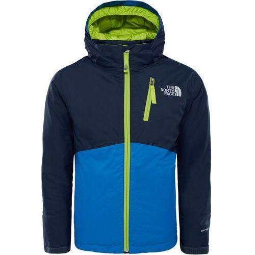The North Face Snowdrift Kurtka Dzieci niebieski/czarny XL | 170-175 2018 Kurtki narciarskie (0191929499034)