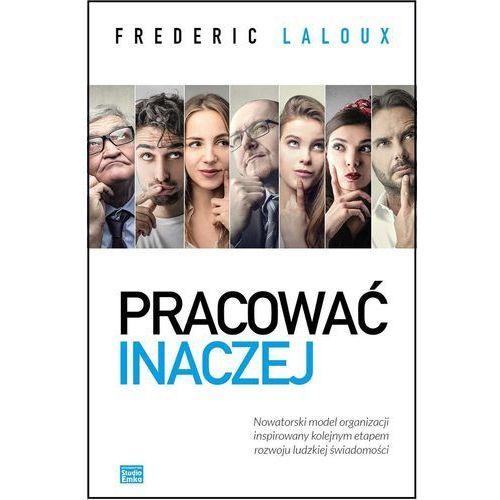Pracować inaczej, Frederic Laloux