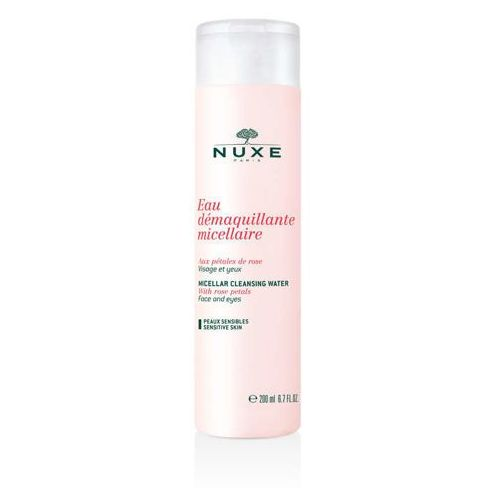 Nuxe rose petal woda micelarna do demakijażu 200ml