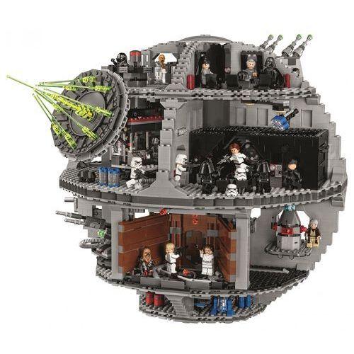 Lego STAR WARS Gwiazda śmierci 75159