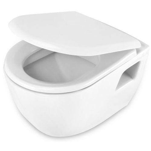 Miska wisząca DEANTE Peonia CDE 6WPW + DARMOWY TRANSPORT!, towar z kategorii: Miski i kompakty WC