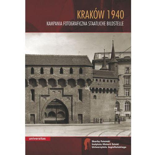 Kraków 1940. Kampania fotograficzna, oprawa twarda
