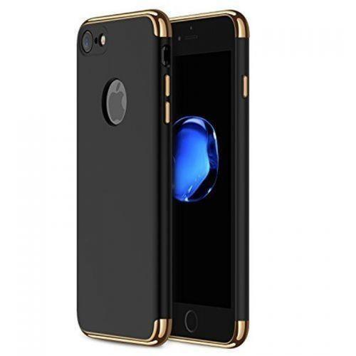 Ekskluzywne Czarno Złote etui do iPhone 7