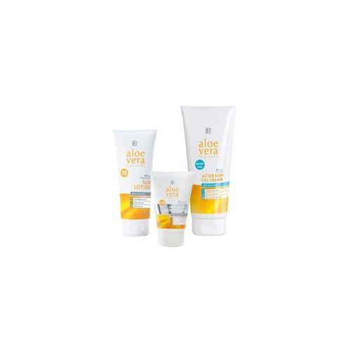 Lr aloe via - aloe vera sun zestaw (w zestawie taniej) marki Lr health&beauty