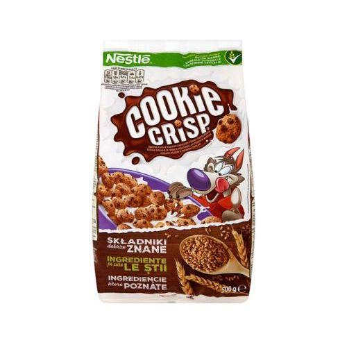 500g cookie crisp płatki śniadaniowe marki Nestle