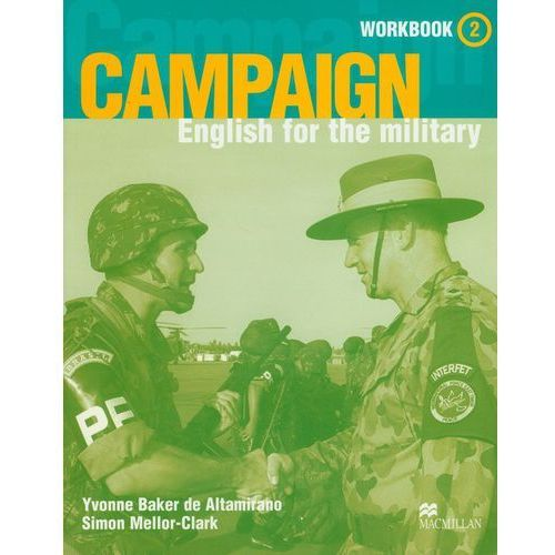 Campaign 2 Workbook (9781405029018)