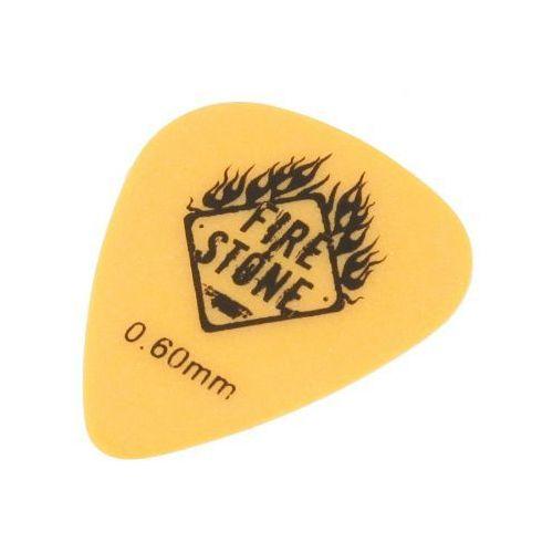 Gewa 523872 tortex 0.60 pomarańczowa kostka gitarowa