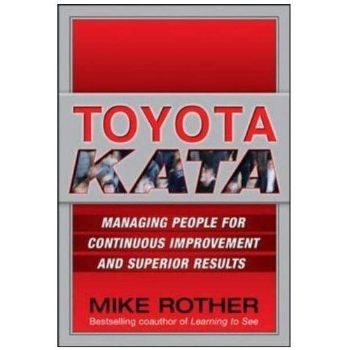 Toyota Kata (400 str.)