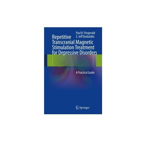 Repetitive Transcranial Magnetic Stimulation Treatment for Depressive Disorders