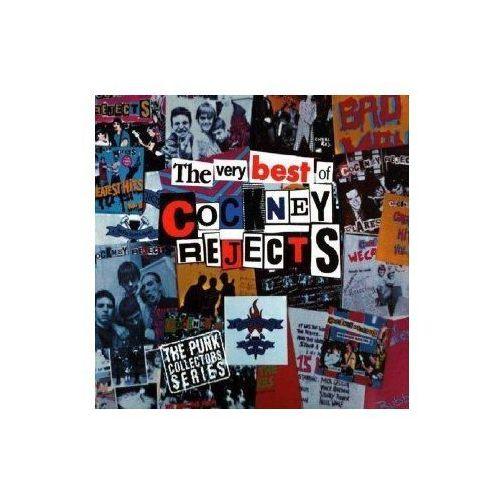 Very Best Of Cockney Rejects, The - Cockney Rejects (Płyta CD)