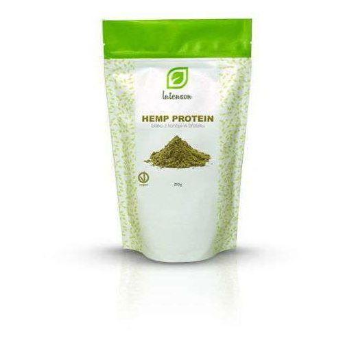 Białko konopi (Hemp protein) proszek 250g