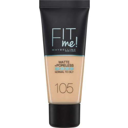 Maybelline Fit Me! Matte and Poreless Foundation - 120 Classic Ivory (3600531324520)