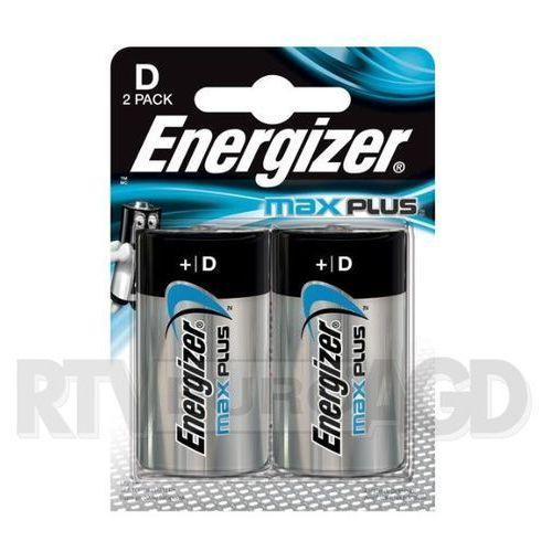 Energizer lr20 max plus (2 szt.) (7638900423358)