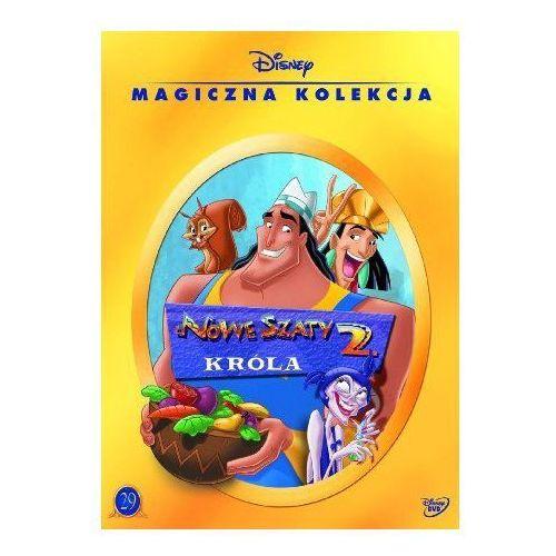 Film MK Nowe Szaty Króla 2 DVD (5907610733418)