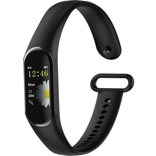 Smartband fw20 soft czarny marki Maxcom