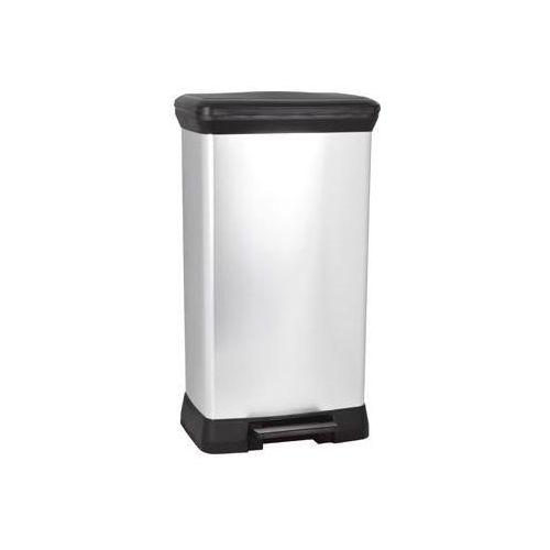 Kosz na śmieci z pedałem Deco Bin 50L Curver - produkt dostępny w ECO24