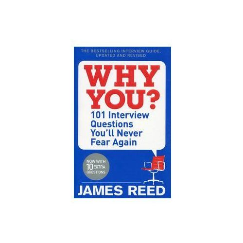 Why You? - Reed James (292 str.)