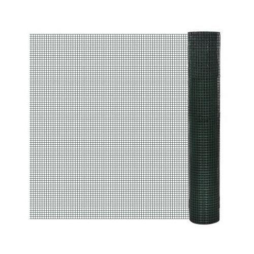 Siatka, ogrodzenie, cynkowane 1x25 m, 19x19 - produkt z kategorii- przęsła i elementy ogrodzenia