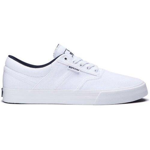 buty SUPRA - Cobalt White-White (101) rozmiar: 44