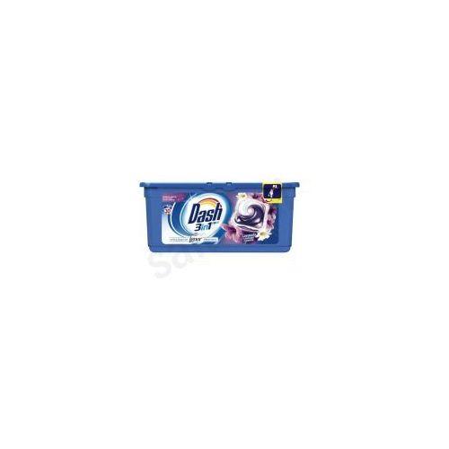 Dash lawenda - żelowe kapsułki do prania z dod. lenoru 3w1 - 30 szt