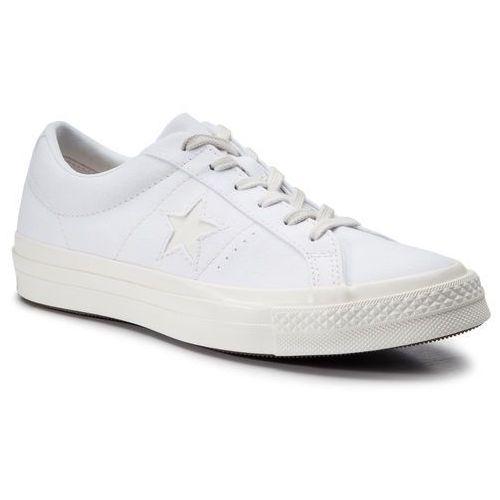 Tenisówki CONVERSE - One Star Ox 564154C White/Natural Ivory/Egret, w 5 rozmiarach