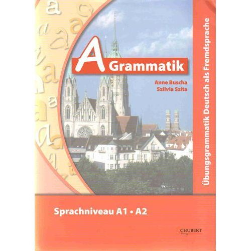 A grammatik A1/A2 /CD gratis/, oprawa miękka
