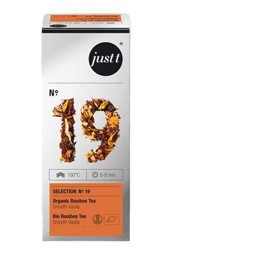 Herbata Just T No.19 Rooibos Tea Vanilla - 25 x 2g (4260381242352)