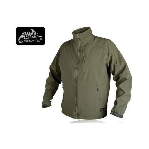 Kurtka SoftShell Helikon Delta oliwkowa r. XL - produkt z kategorii- kurtki męskie