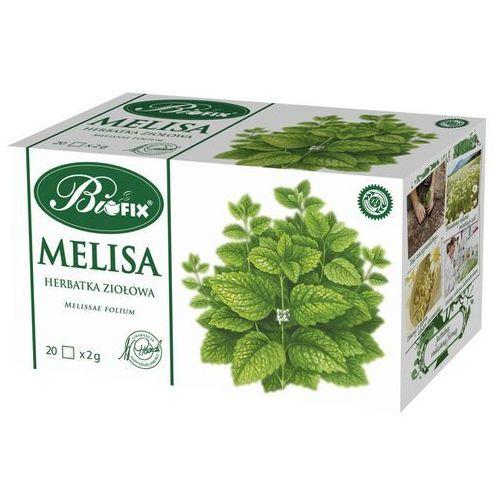 Herbata ziołowa melisa 40 g Bifix