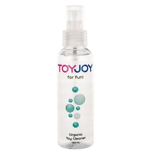 Płyn do mycia akcesoriów Toy Joy Organic Toy Cleaner dezynfekcja 150 ml 9511, 8247