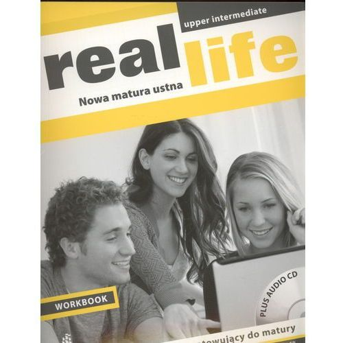 Real Life Upper Intermediate. Ćwiczenia + CD, Pearson