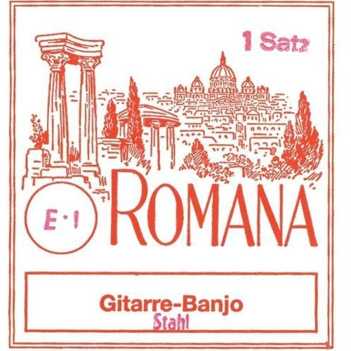 Romana (658735) struna do banjo gitarowego - a5w