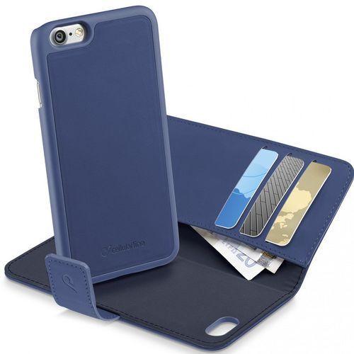 Etui combo do iphone 7 niebieski marki Cellular line