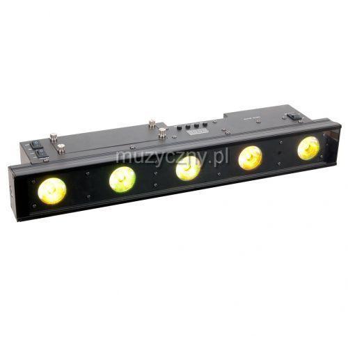 wifly bar qa5 5x5w rgba - belka akumulatorowa led 0,5m marki American dj