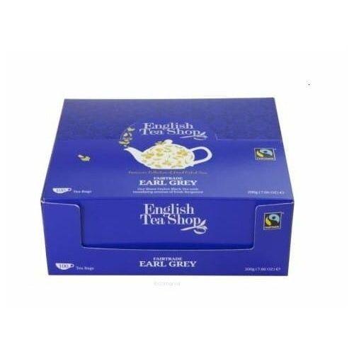 English tea sho Herbata earl grey 100 szt bio 200 g p