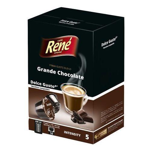 Rene dolce gusto grande chocolate - 16 sztuk