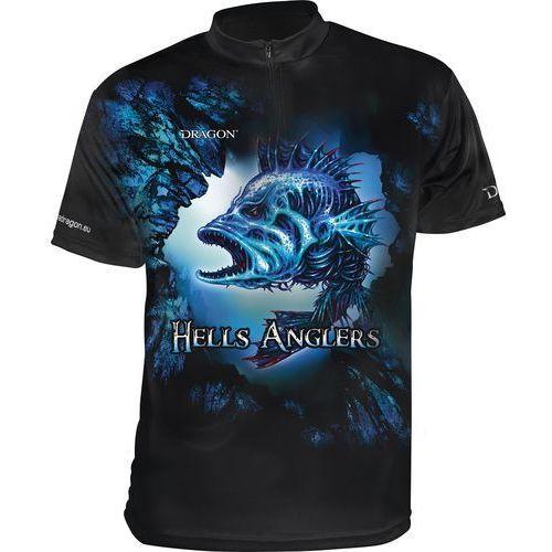 t-shirt oddychający climadry hells anglers roz. s / ts-51-01 marki Dragon