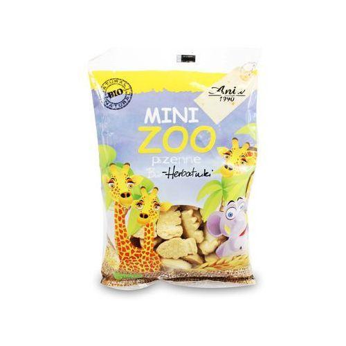 Ciasteczka pszenne MINI ZOO BIO 100g - BIOANIA (5903453005040)