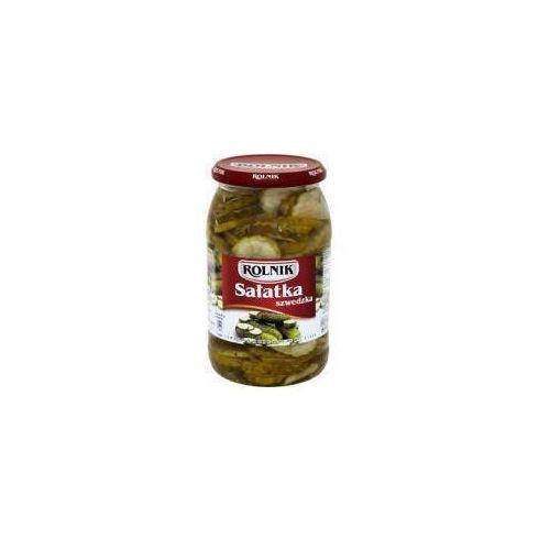 Sałatka szwedzka 900 ml marki Rolnik