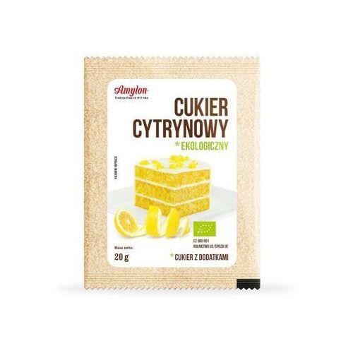 Amylon : cukier cytrynowy bio - 20 g (8594006668187)