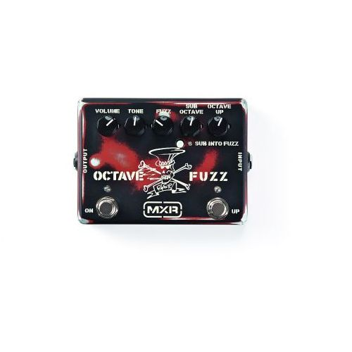 MXR SF01 - Slash Octave Fuzz efekt gitarowy