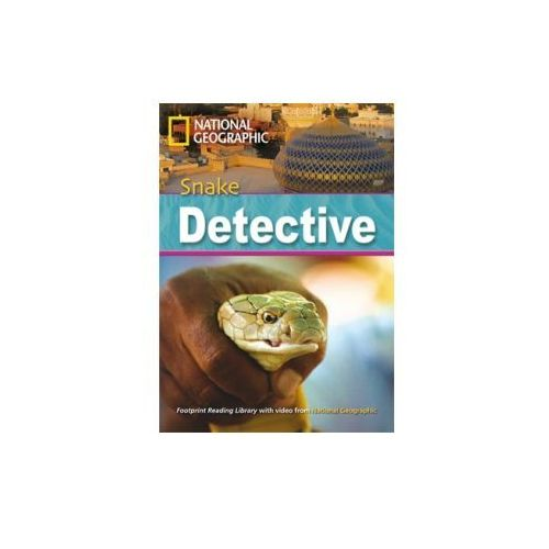 Snake Detective + MultiROM. Footprint Reading Library 2600 Headwords (9781424022182)